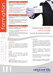 formation gestion unite commercial