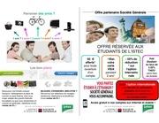 Fichier PDF offre istec 2012