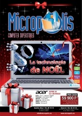 2855 micropolis catalogue noel 2012 bd