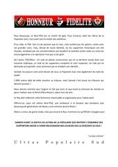 Fichier PDF communique nice psg