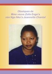 programme chantal zollo