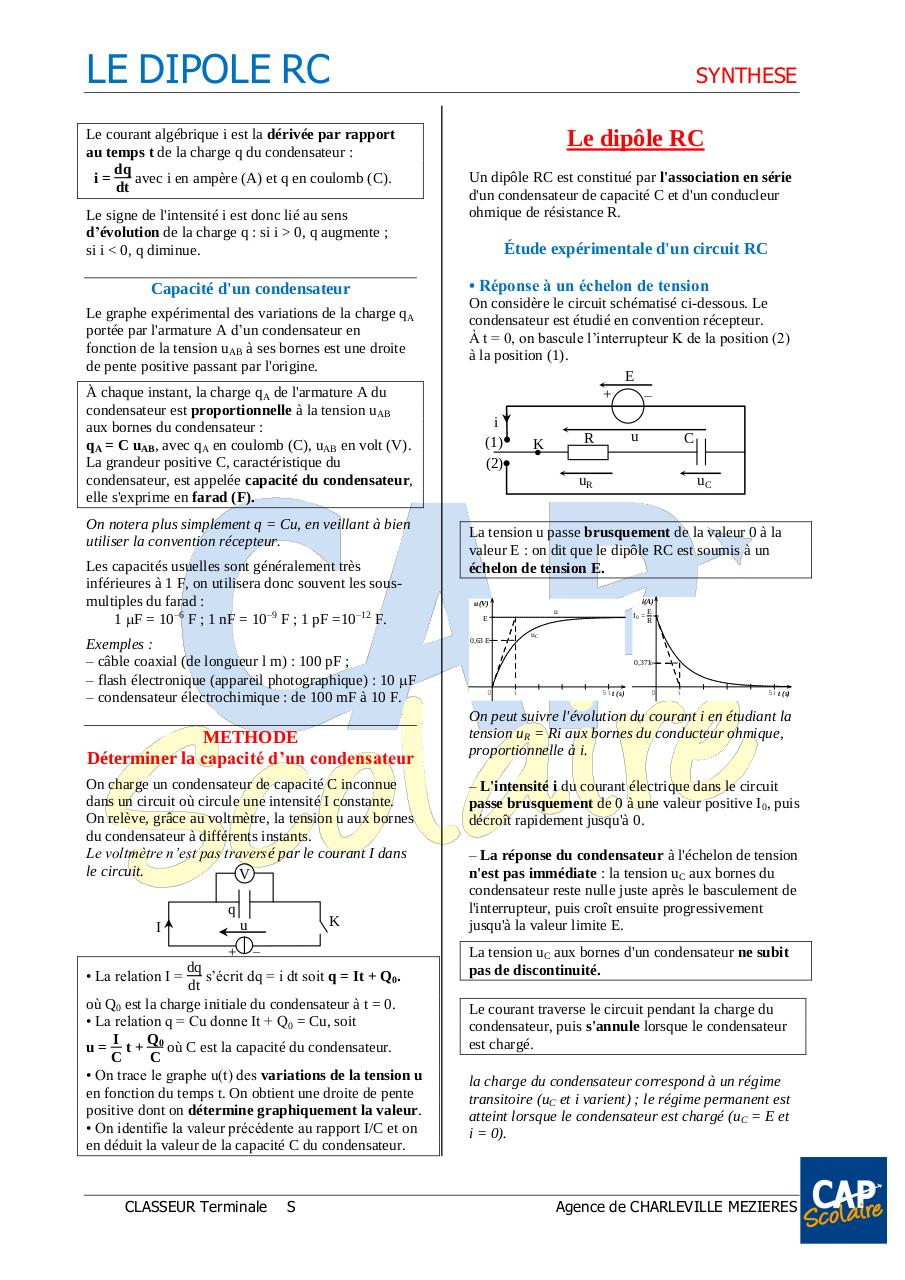 DIPOLE RC - cours.pdf - page 2/3