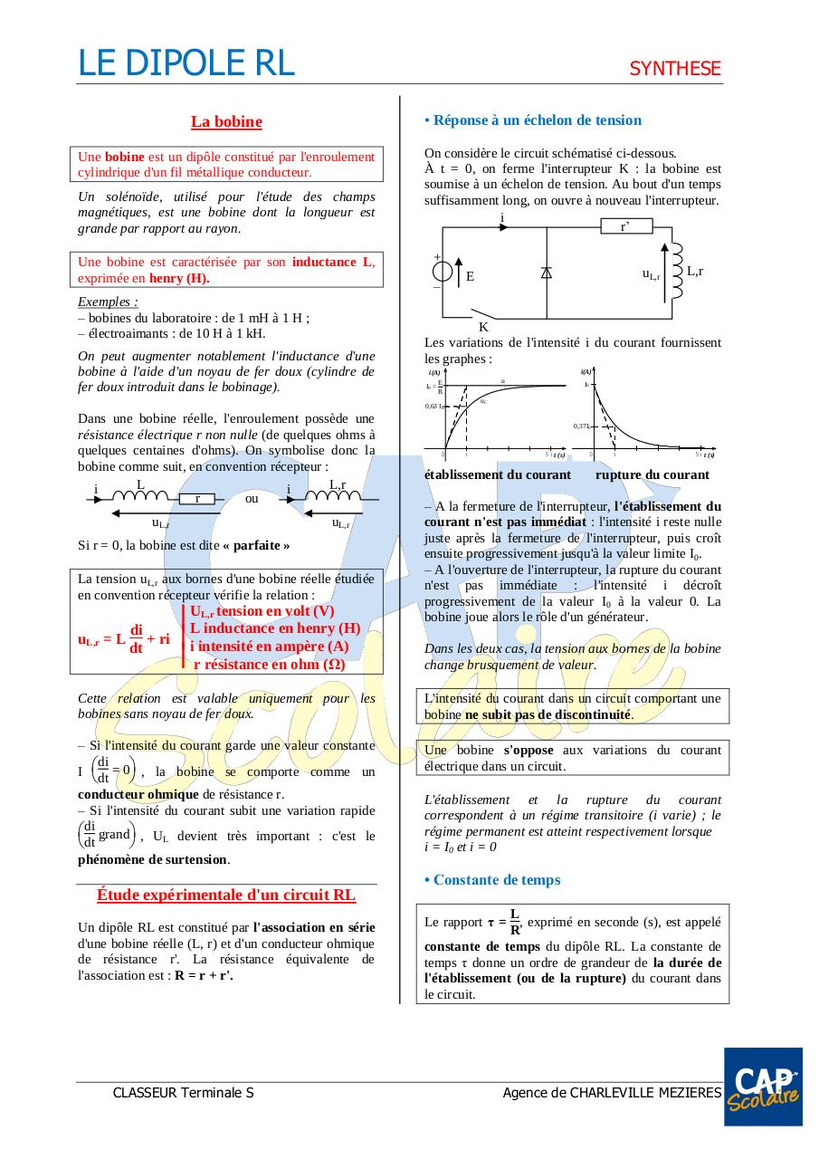 DIPOLE RL - cours.pdf - page 1/2