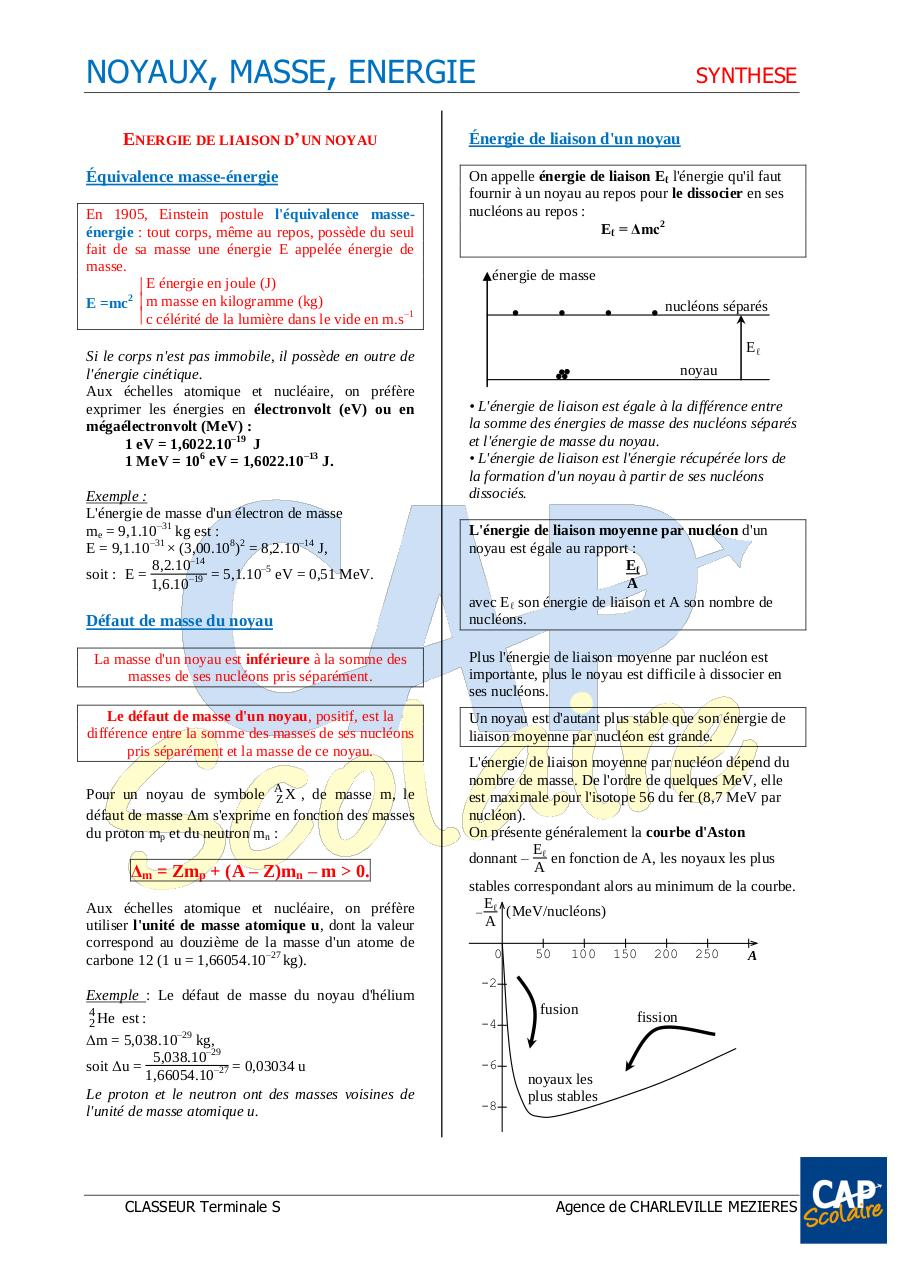 ENERGIE NUCLEAIRE - cours.pdf - page 1/3