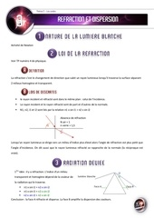 03 refraction et dispersion