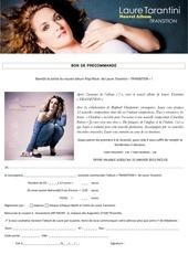Fichier PDF bon precommande laure tarantini