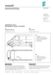 sprinter manual rechauffeur