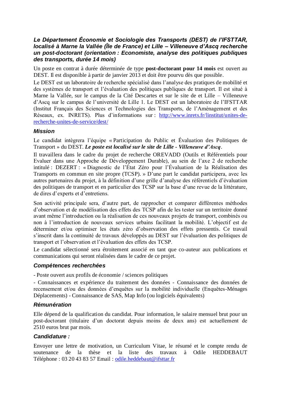 lettre de motivation doctorat exemple