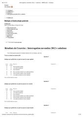 interrogation novembre 2012 solutions wmds1102 icampus