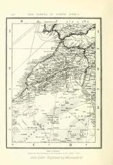 Fichier PDF sahara occidental carte du maroc avec frontiere sud au 25 de l n
