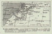 sahara occidental zona espanola del sur 1912 el acuerdo franco e