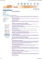 Fichier PDF astuces de cuisine