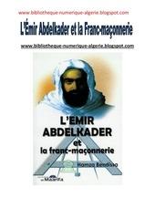 emir et franc maconnerie bibliotheque numerique algerie 2