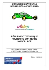 reglementmono2013