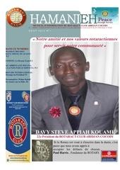 hamanieh aout 2012 page de couverture