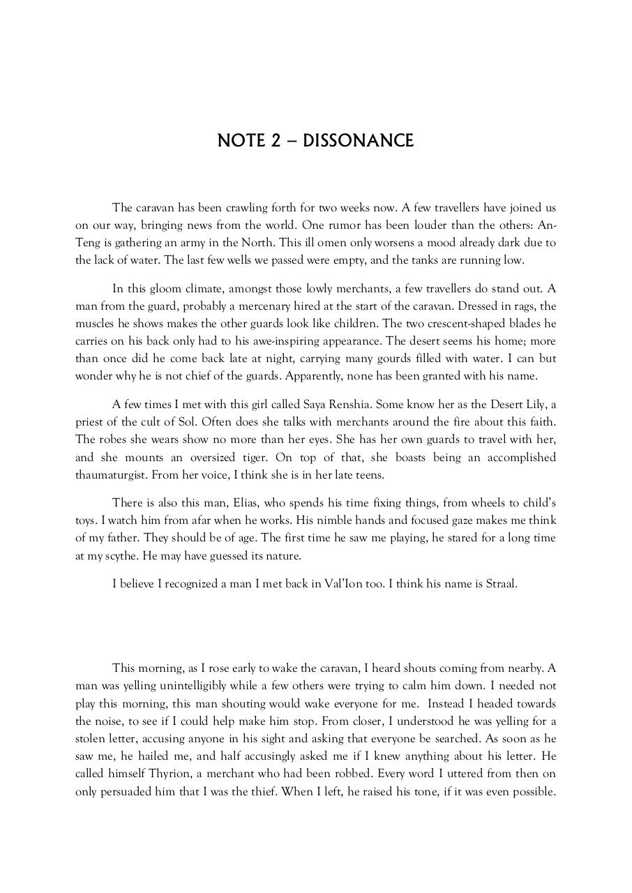 Aperçu du document Note 2 - Dissonance.pdf - page 1/3