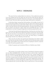 note 2 dissonance