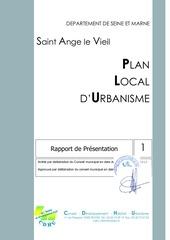 rapport saint ange rv