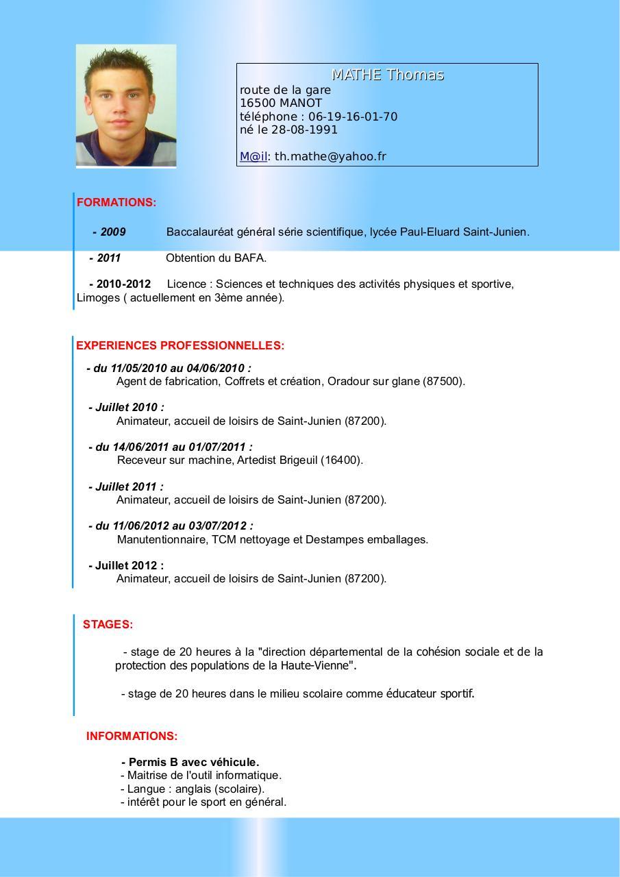 curriculum vitae original ref  05 - cv pdf - page 1  1
