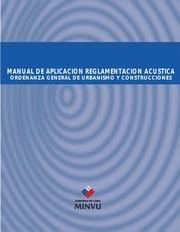 manual reglamentacion acustica 1