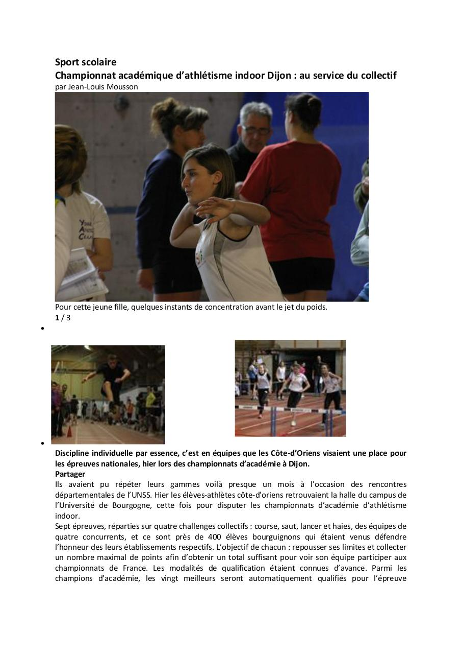ATHLETISME INDOOR & FOOTBALL EXCELLENCE Cadettes.pdf - page 1/3