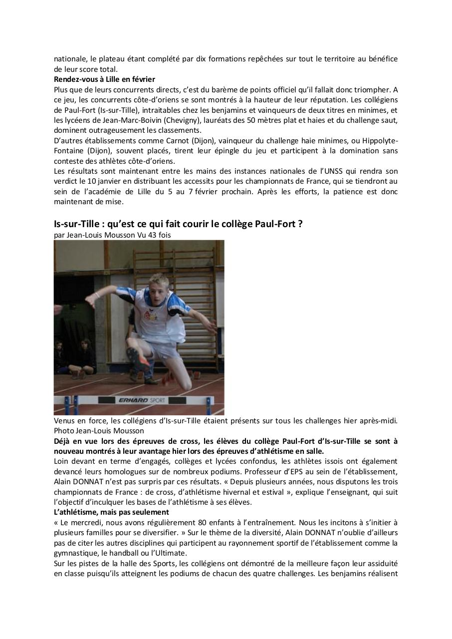 ATHLETISME INDOOR & FOOTBALL EXCELLENCE Cadettes.pdf - page 2/3