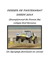 dossier sponsor pdf