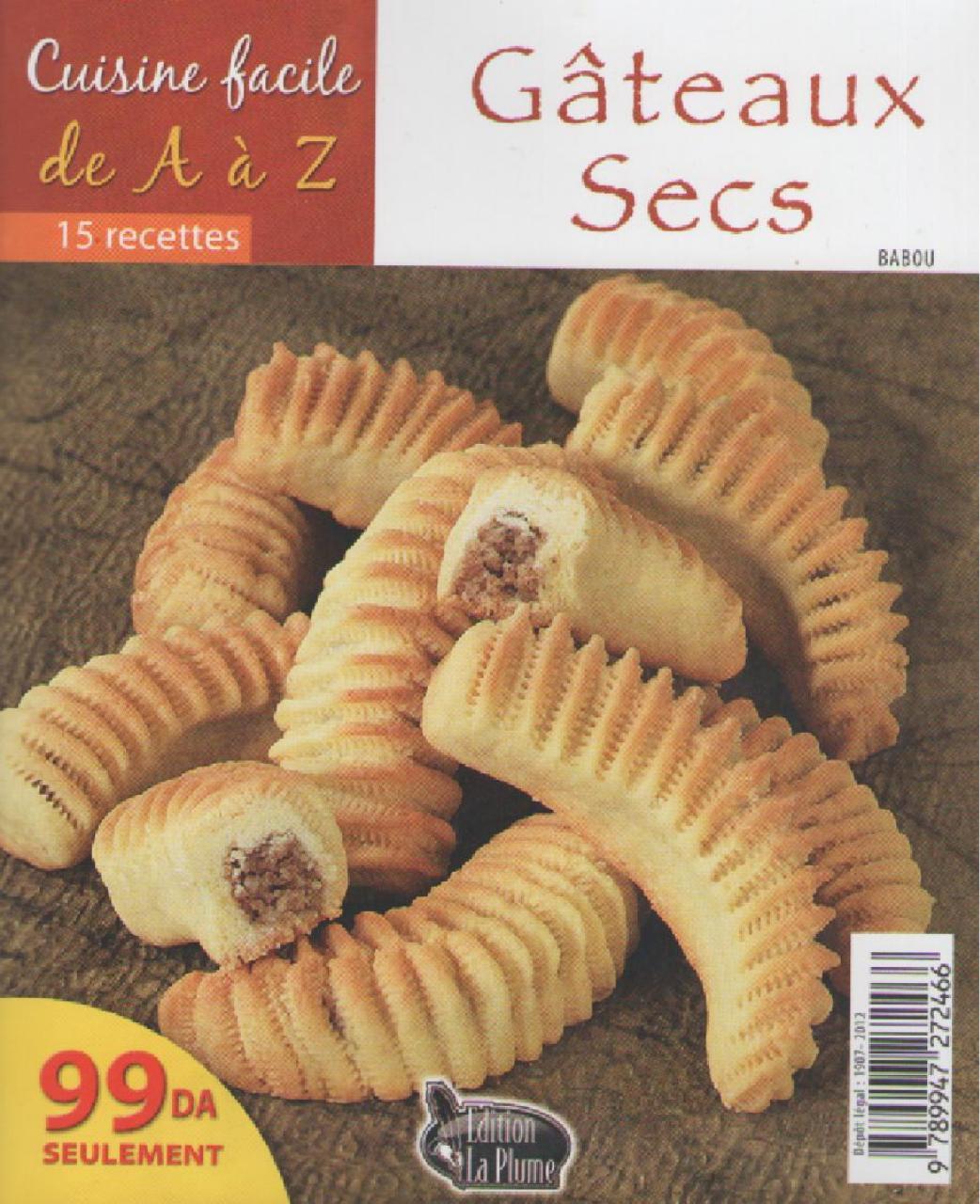 RECETTE_Cuisine_facile_de_A_a_Z_,_Gateaux_Secs.pdf , page 1/35