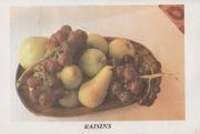 recette raisins 12 recettes