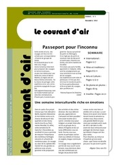 journal 2012 decembre