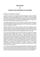 mycochimie