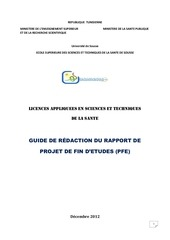guide pfe licences appliquees