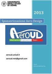 aeroud sponsor