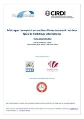 programme tunisie