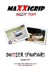 maxxigrip book sponsors 2013