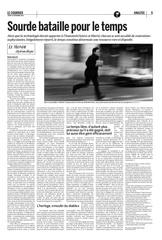 lecourrier 2012 12 27 p 9 mondiplo bataille du temps