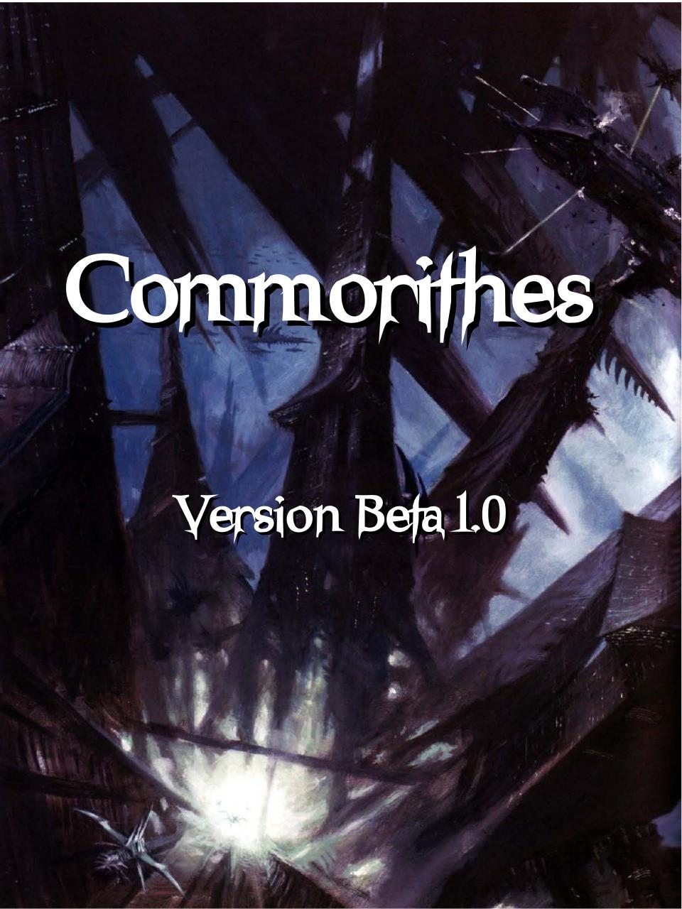 Commorithes B1.0.pdf - page 1/13