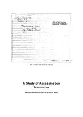 01c cia assassination manual complete transcript excerpt 6 8 9 7