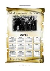 Fichier PDF calendrier 2013 dqfm