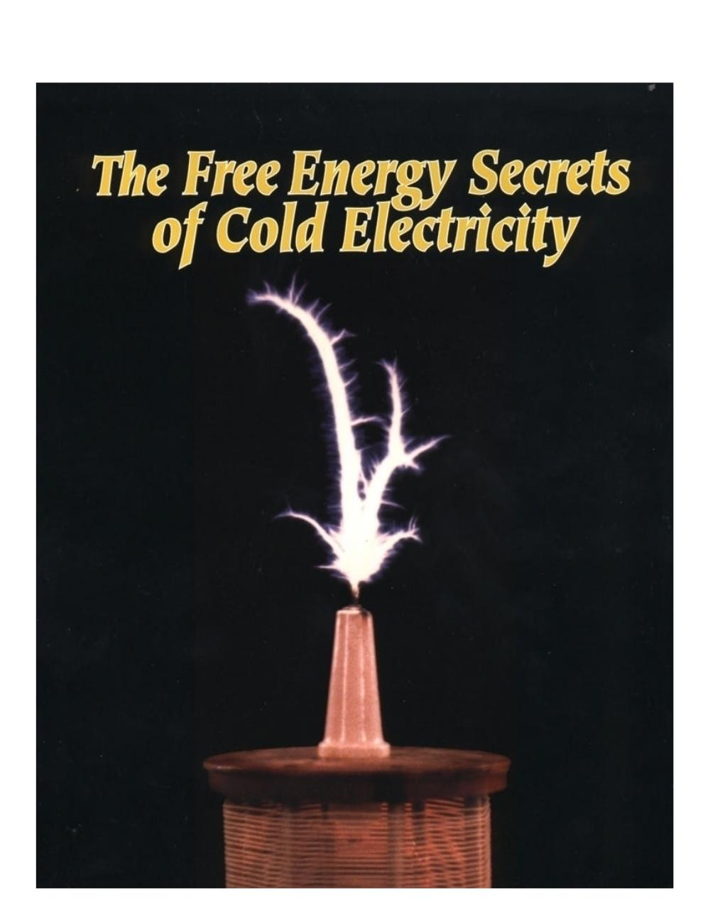 Aperçu du document (ebook) Free Energy Secrets with Tesla patents.pdf - page 1/156