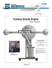fuelless gravity engine