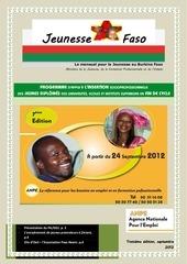 newsletter 3 jeunesse faso