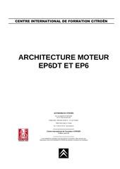 architecture moteur citroen ep6dt et ep6
