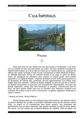 Fichier PDF cilia imperialis