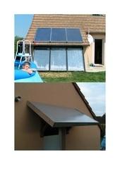 fabrication d un capteur solaire sans soudure