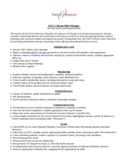 job description office manager facc chicago