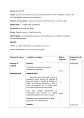 Fichier PDF model de compte rendu de la production ecrite