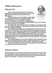 Fichier PDF shakespeare