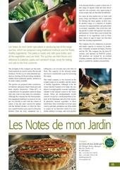 articles de presse notes jardin