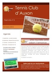 flashinfo octobre 2012
